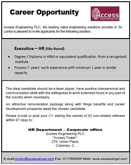 Executive HR