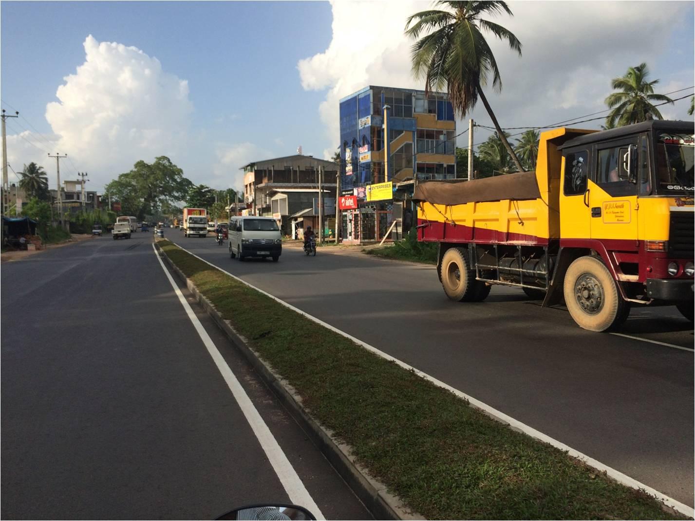 Rehabilitation & Improvements to Colombo – Kandy Road